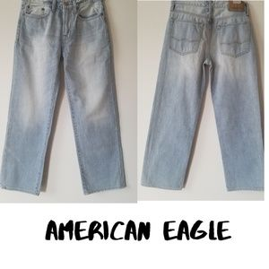NWOT, American Eagle (AEO) Men's Loose fit jeans